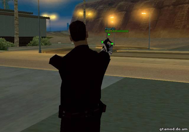 Aim Bot for GTA San Andreas Multiplayer (SAMP)