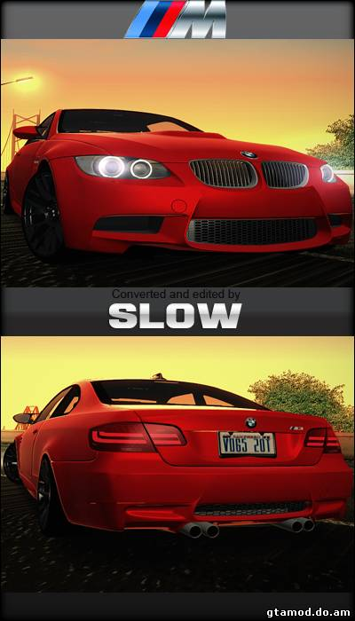 BMW M3 2011 car gta:sa