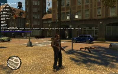 GTA 4 Simple Native Trainer v6.4.0.1