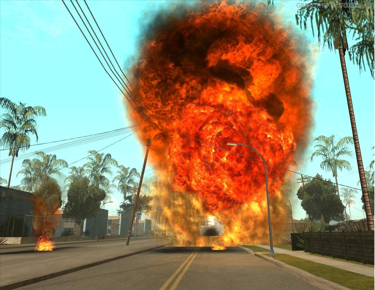 Effects for GTA: San Andreas