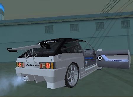 VAZ 2108 eXtreme для GTA San Andreas