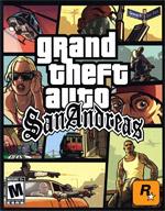 GTA San Andreas папка игры
