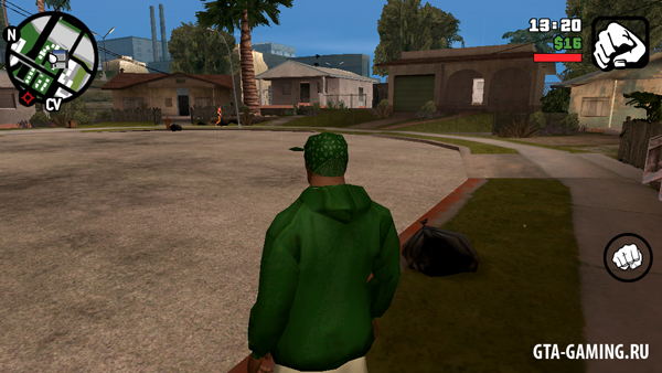 Install gta san andreas for android